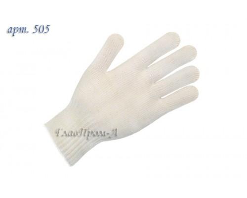 Перчатки рабочие х/б 7,5 класс