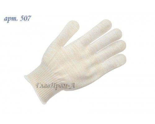 Перчатки рабочие х/б 13 класс